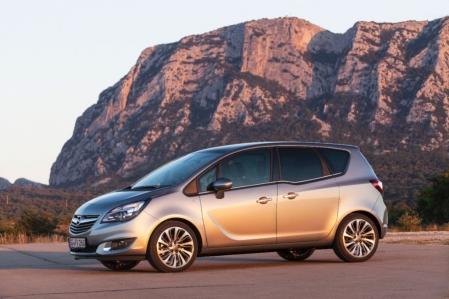 Opel Meriva, 'Certificado de Oro' del TUV alemán: máxima fiabilidad