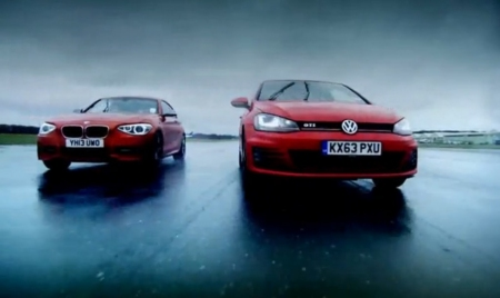 Top Gear S21E05, duelo de compactos GTI