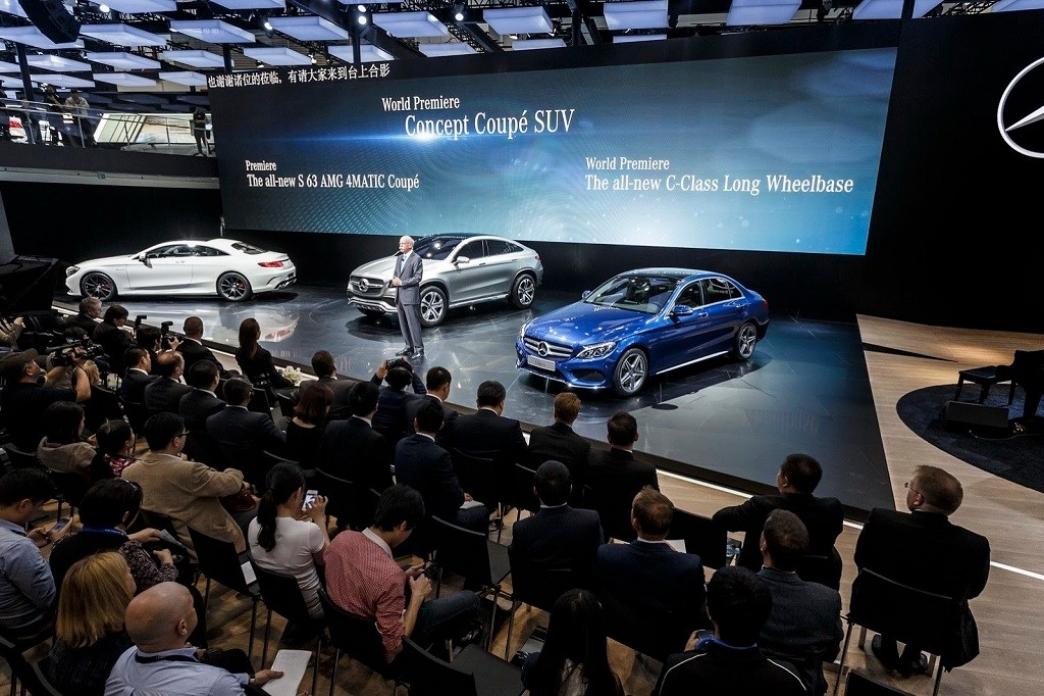 Mercedes-Benz Clase C Largo