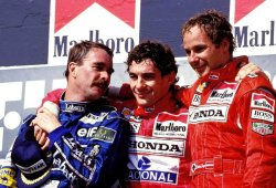 Senna y Ferrari, una unión que nunca se concretó