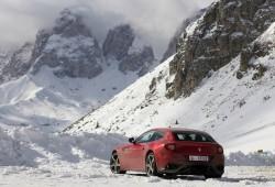 El Ferrari FF Coupé llegará en 2015