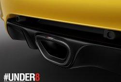 El Renault Megane RS275R muestra sus primeros detalles