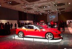 Ferrari SP FFX, información e imágenes