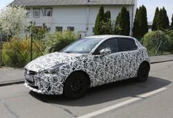 Mazda2 2015, cazado en Alemania