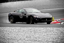 Maserati comienza la temporada de cursos de conducción