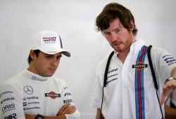 Massa se siente libre en Williams, según Rob Smedley