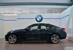 BMW Serie 4 Gran Coupé, primer contacto (II): Diseño, habitabilidad, maletero y equipamiento