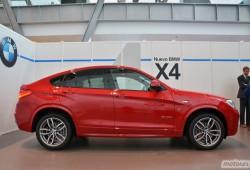 Prueba BMW X4, primer contacto: Gama, rivales y precios (parte I)