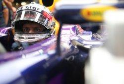 Red Bull fabricará un nuevo chasis a Vettel