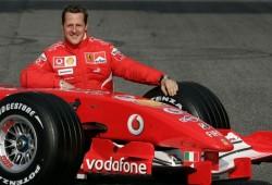 Schumacher es denunciado por un accidente de tráfico