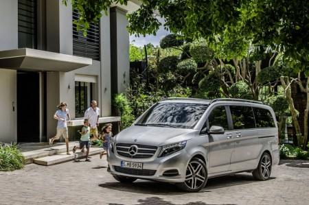 Mercedes-Benz Clase V 2014, precios para España: desde 39.913 euros