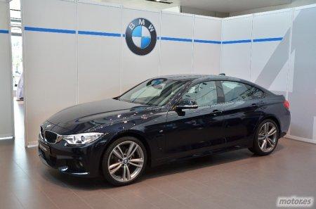 BMW Serie 4 Gran Coupé, primer contacto (I): Gama y precios