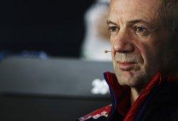 Adrian Newey, el anhelo de Ferrari