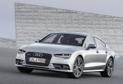 Audi A7 Sportback, restyling y motor de cuatro cilindros