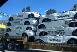 BMW finaliza las pruebas del ActiveE triturándolos