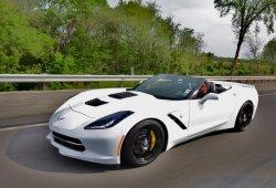 Callaway actualiza el Chevrolet Corvette