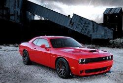 Dodge Challenger SRT 2015, con más de 600 CV en la versión 'Hellcat'