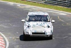 El Land Rover Discovery Sport 2015 se pasea por Nürburgring