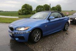 BMW Serie 2 Cabrio, este es el aspecto del nuevo descapotable