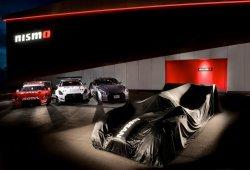 Nissan GT-R LM NISMO, el retorno de Nissan a las 24 Horas de Le Mans se hace oficial