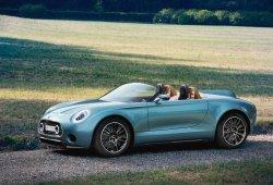 MINI Superleggera Vision, un roadster eléctrico de inspiración clásica y diseño italiano