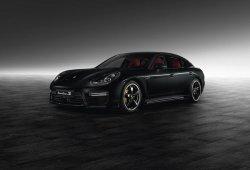 Porsche Exclusive presenta el Panamera Turbo S