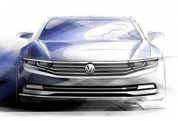 Primer teaser del nuevo Volkswagen Passat