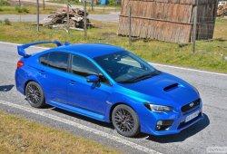 Subaru WRX STI, presentación (II): Diseño y equipamiento
