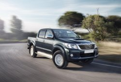 Toyota introduce novedades en la gama Hilux