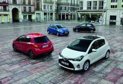 Toyota Yaris 2015, el restyling para Europa se presenta