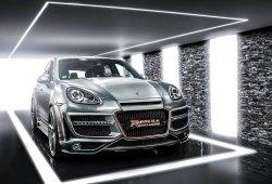 Una vuelta de tuerca al Porsche Cayenne de mano de Regula Exclusive