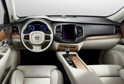 Volvo XC90 2015, imágenes del interior del nuevo modelo