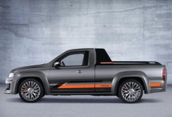 Volkswagen Amarok Power Pick-Up Concept