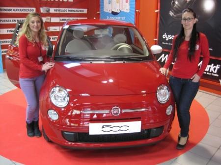 Fiat 500, promoción de Media Markt por 7.999 euros