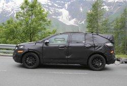 El Ford Edge 2015 cazado en fase de pruebas a la espera de su lanzamiento