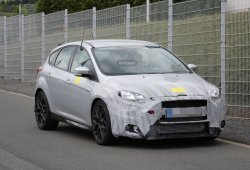 Ford Focus RS 2015, ya en pruebas