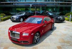 Rolls Royce acude al Festival de la Velocidad de Goodwood 2014