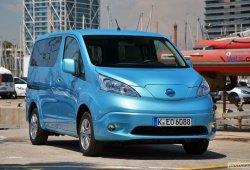 Nissan e-NV200, presentación (I): Gama, precios y equipamiento