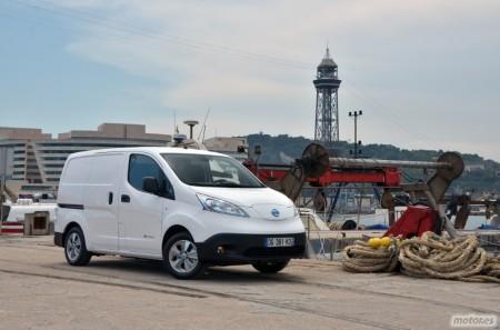 Nissan e-NV200, presentación (II): Tecnología, autonomía y recarga