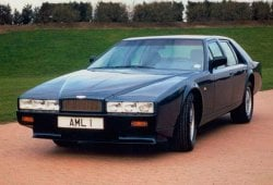 Aston Martin Lagonda 2015, berlina exclusiva para clientes exclusivos