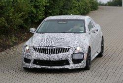 Cadillac ATS-V Coupe 2015, un nuevo rival para el BMW M4