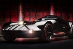 Darth Vader ya tiene coche gracias a Hot Wheels