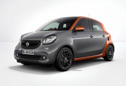 Nuevos Smart ForTwo y ForFour Edition 1