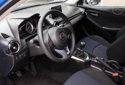 El nuevo Mazda 2 muestra su interior