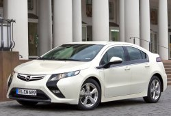 El Opel Ampera podría desaparecer