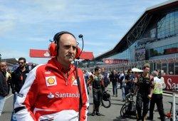 Ferrari destituye su director de motores y electrónica, Luca Marmorini