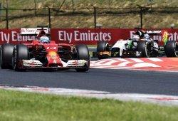 En directo, la carrera de F1 en Hungaroring