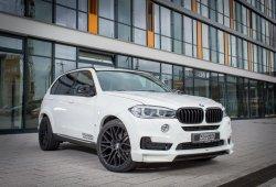 Potenciar el BMW X5 hasta los 527CV