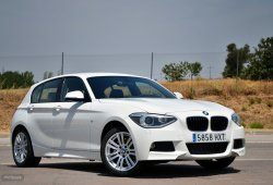 Prueba de consumo (I): BMW 118d