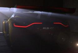 Renault Sport R.S 01, la nueva estrella de las Renault World Series